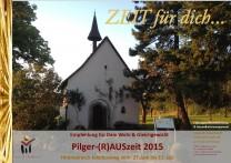 2015_Pilger-(R)Auszeit